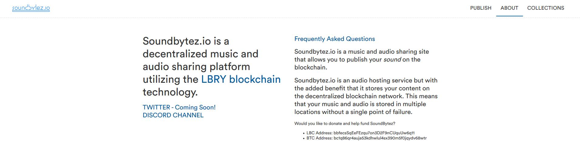 https://soundbytez.io